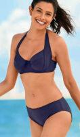 Blancheporte úszómelltartó merevítővel és nyakpántokkal