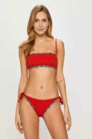 Modern Calvin Klein bikini dekoratív szegéllyel