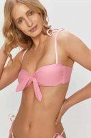 Divatos Guess fürdőruha rózsaszínben